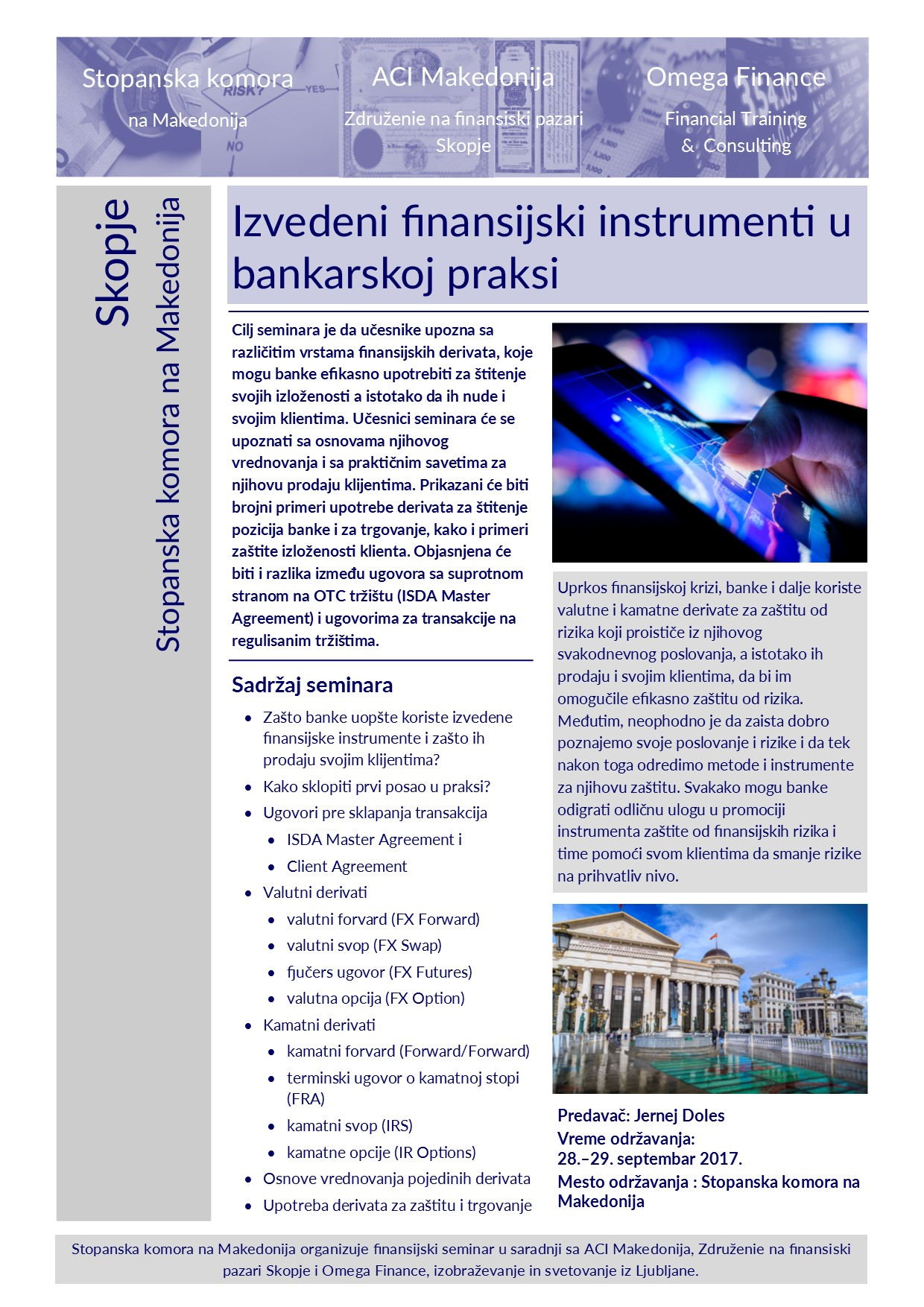 Brošura seminarja